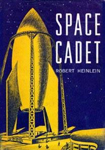 """""""Space Cadet"""" от Робърт Хайнлайн"""