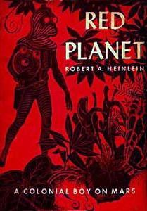 """""""Red Planet"""" от Робърт Хайнлайн"""