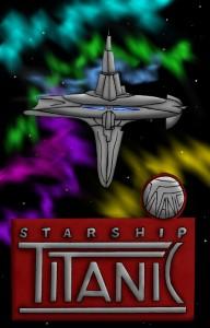 Титаник - звездният кораб от Дъглас Адамс, Тери Джоунс