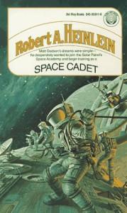 """Space Cadet"" от Robert A. Heinlein (Del Rey)"