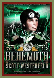 Scott Westerfeld: Behemoth
