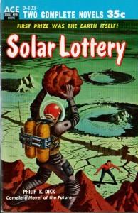 """""""Слънчева лотария"""", от Филип Дик"""