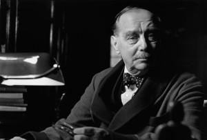 Хърбърт Уелс. Лондон, 1939