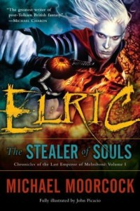 Elric, The Stealer of Souls, Michael Moorcock