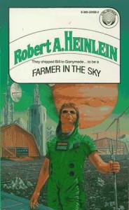 """""""Фермер в небето"""", от Робърт Хайнлайн"""