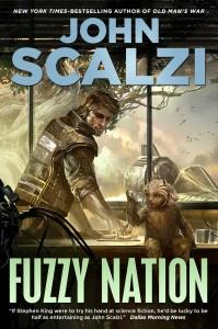 """Fuzzy Nation"" от Джон Скалзи"