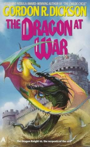 """The Dragon at War"", от Gordon R. Dickson"
