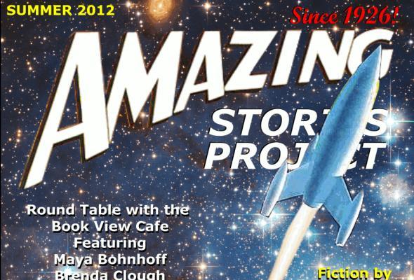 Първото списание за фантастика Amazing Stories се завръща на 1 юли