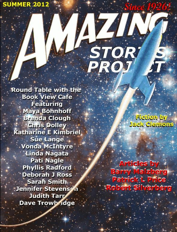 Amazing Stories 2012