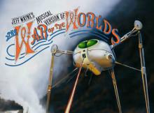 Музикалната версия на Война на световете от Джеф Уейн (Преслава Кирова)