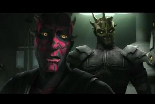 ТРЕЙЛЪР: Star Wars: The Clone Wars Сезон 5