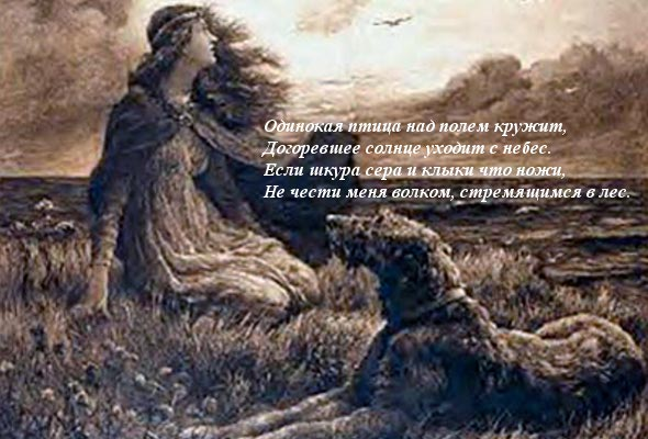 Вълкодав (Колонката на Ана Хелс)