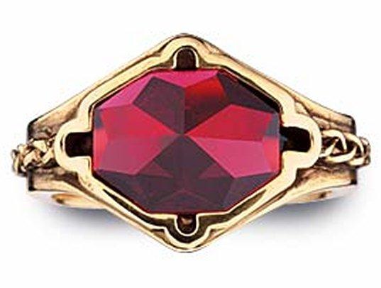 Нария, също наричан Пръстен на огъня или Червеният пръстен