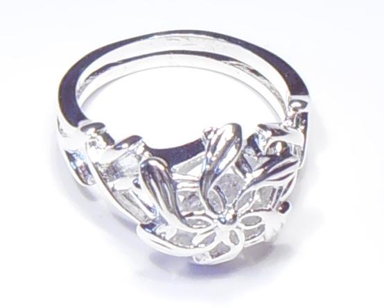 Нения, още наричан Пръстенът от Адамант, Белият пръстен и Пръстенът на водата