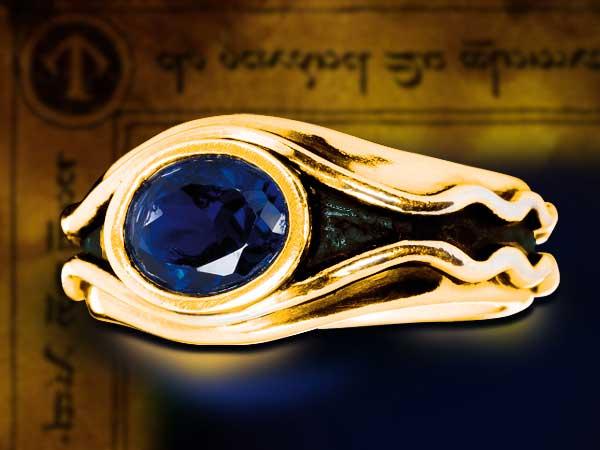 Вилия, Пръстенът на въздуха, Синият пръстен, Доминиращият пръстен