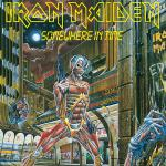 Iron Maiden Album Somewhere in Time