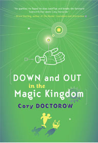 Ден за ден в Магическото царство, от Кори Доктороу