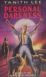 книги с вампири Лична тъмнина, от Танит Лий