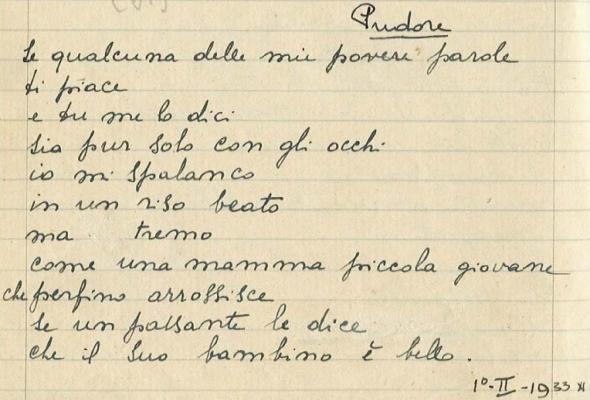 Стихове - Антония Поци (преведе Юлияна Радулова)