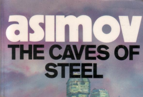 Стоманените пещери на Азимов