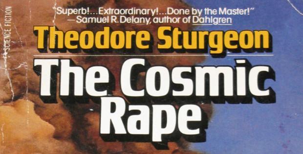 Илюстрация към The Cosmic Rape - Теодор Стърджън (Конкурс за авторско ревю)