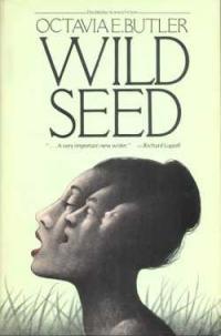 Илюстрация към Wild Seed от Октавия Бътлър
