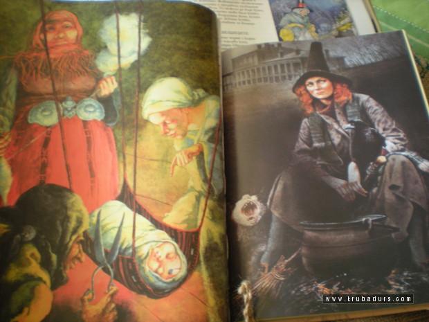 Илюстрация към Вещици, магьосници, или нужни ли са на децата ни страшни герои от приказките? (Колонката на Весела Фламбурари)