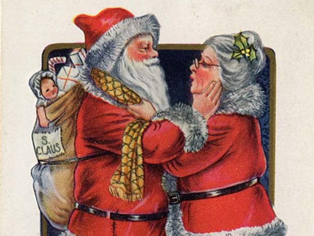 Илюстрация към Тревога! Коледата наближава! от Валентина Игнатова, разказ