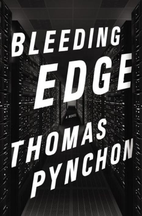 Корица на Bleeding Edge, by Thomas Pynchon