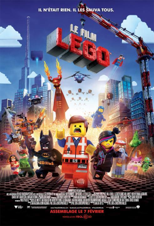 Илюстрация към LEGO: Филмът