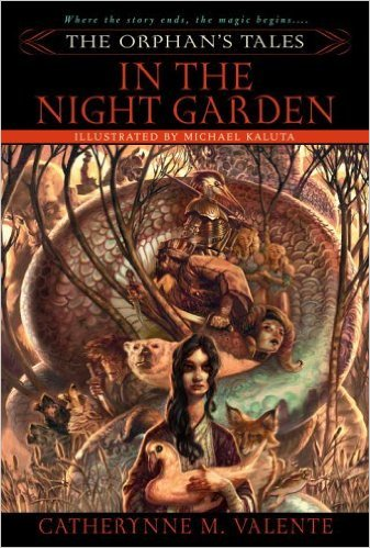 Корица на The Orphan's Tales: In the Night Garden