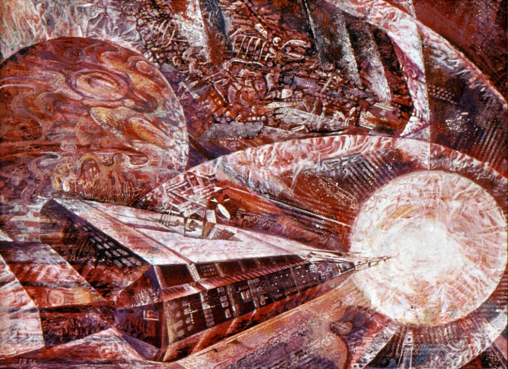 Изображение Междузвездни миграции 3, художник: Стефан Лефтеров