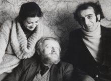 Агоп Мелконян със Сребрина Талева и Кир Буличов