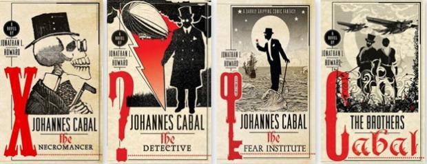Илюстрация: Йоханес Кабал: поредица