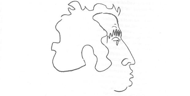 Илюстрация: Редакционно: месец на Агоп Мелконян