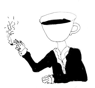 """Илюстрация: Из """"Микро"""" от Мартин Колев (пет разказа) - разказ 4"""