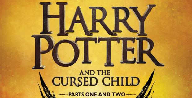 Илюстрация към Harry Potter and the Cursed Child
