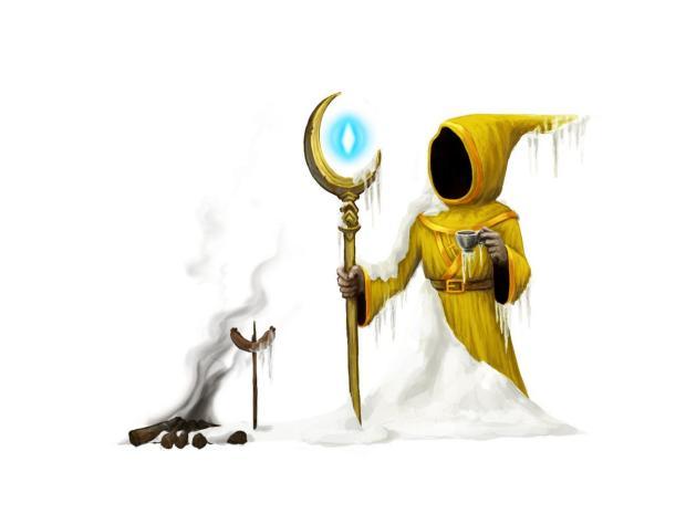 Илюстрация: Magicka 03