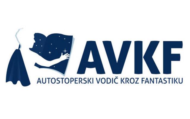Лого на Autostoperski vodič kroz fantastiku