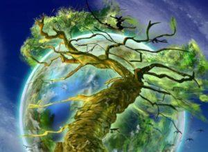 """Фрагмент от корицата на """"Зелени разкази (ама наистина)"""""""