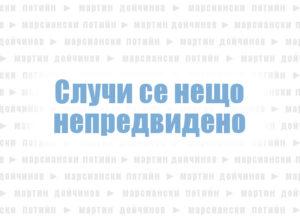 Марсиански потийн, от Мартин Дойчинов (разказ)