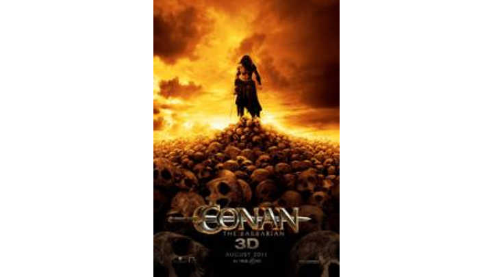 Трейлър: Конан Варварина (2011)