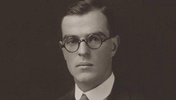 Торнтън Уайлдър (биографична визитка)