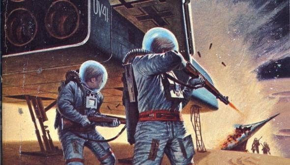Робърт Хайнлайн – Ракетата Галилео