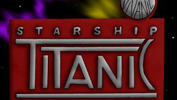 Дъглас Адамс и Тери Джоунс – Титаник – звездният кораб (Lammoth)