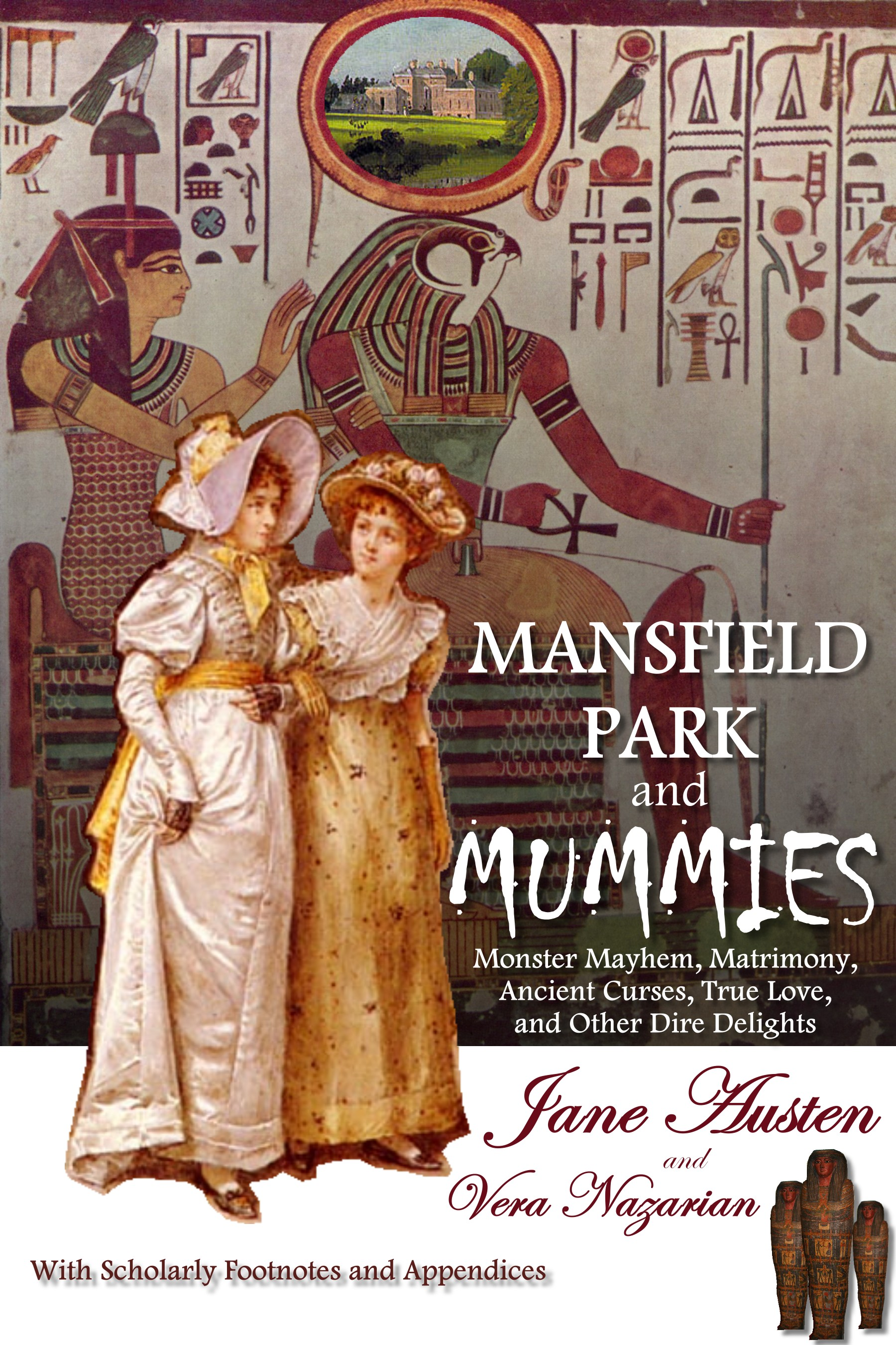Мейнсфилд парк и мумии