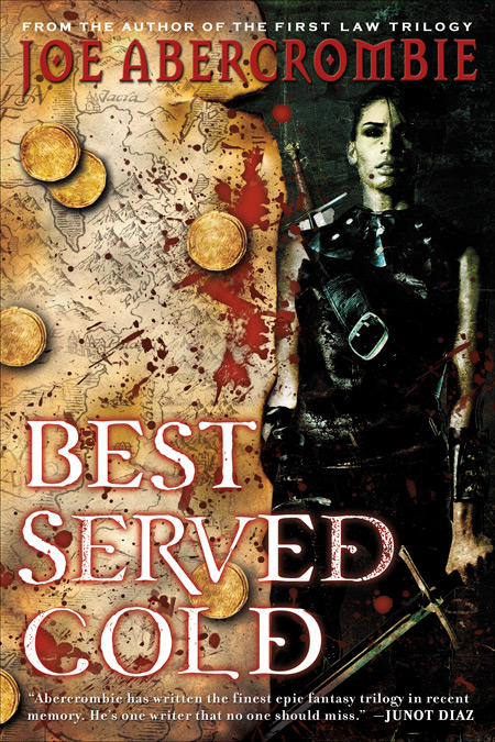 """Best Served Cold"" от Joe Abercrombie"