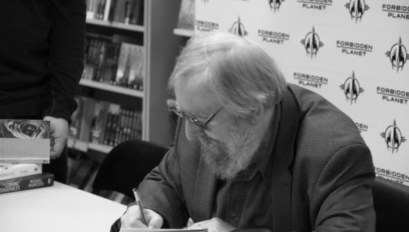 Майкъл Муркок – Обитателят на времето (Владимир Полеганов)