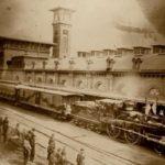 Морийн Ф. Макхю - Влакът на Линкълн - фантастичен разказ