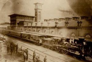"""""""Влакът на Линкълн"""", от Морийн Ф. Макхю (фантастичен разказ)"""